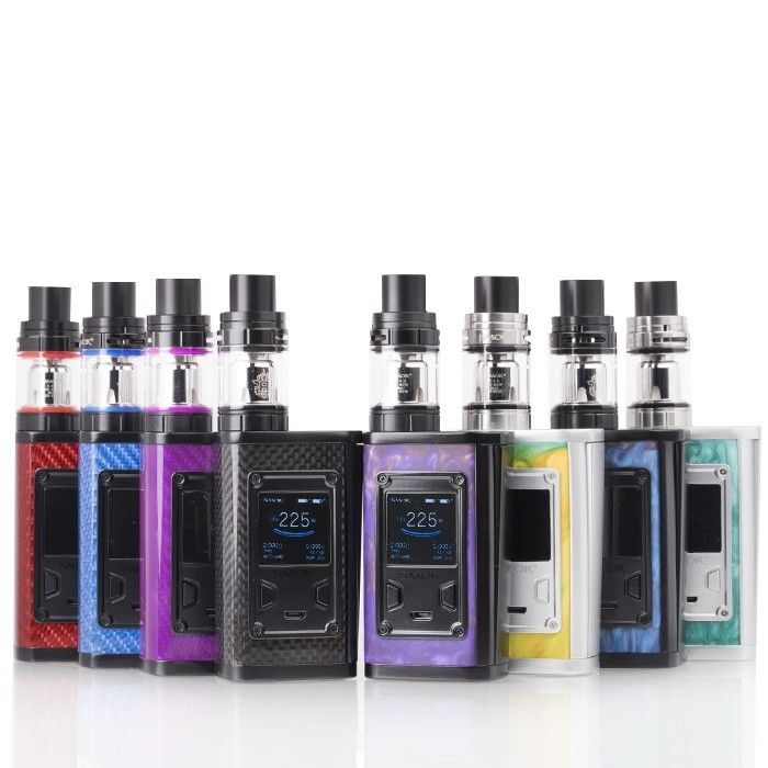 SMOK1 Majesty Kit (Carbon Fiber) Vape1 |Majesty Mod + TFV8 X Baby Tank Authentic