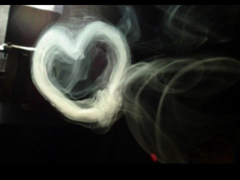 How to Blow Smoke Hearts Very Easy
