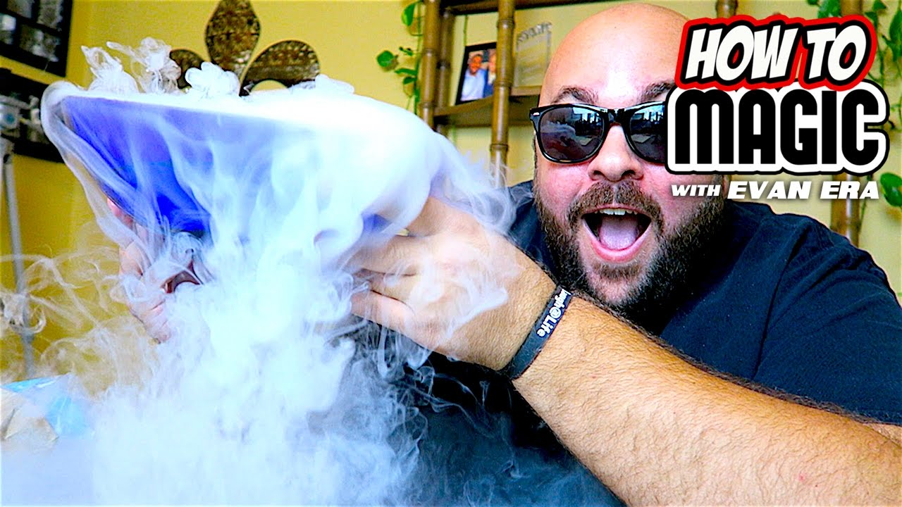 7 Amazing Magic Smoke Tricks!