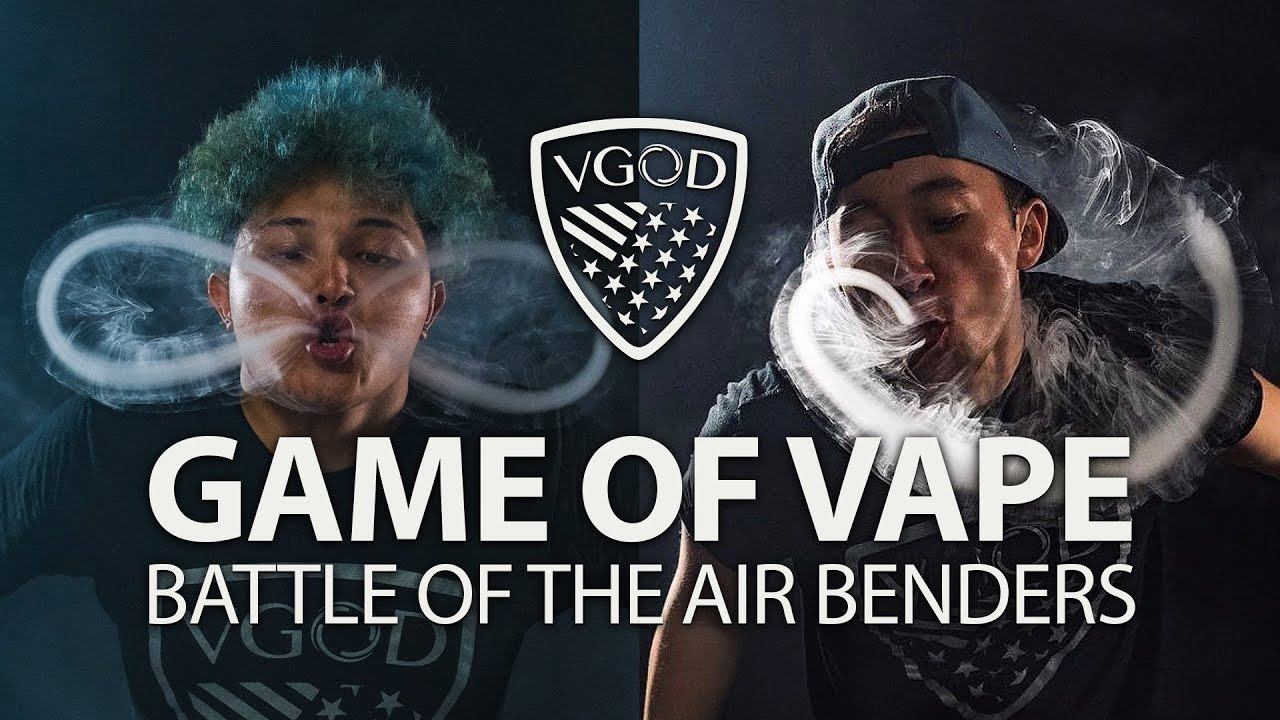 Battle Of The Air Benders | GAME OF V.A.P.E