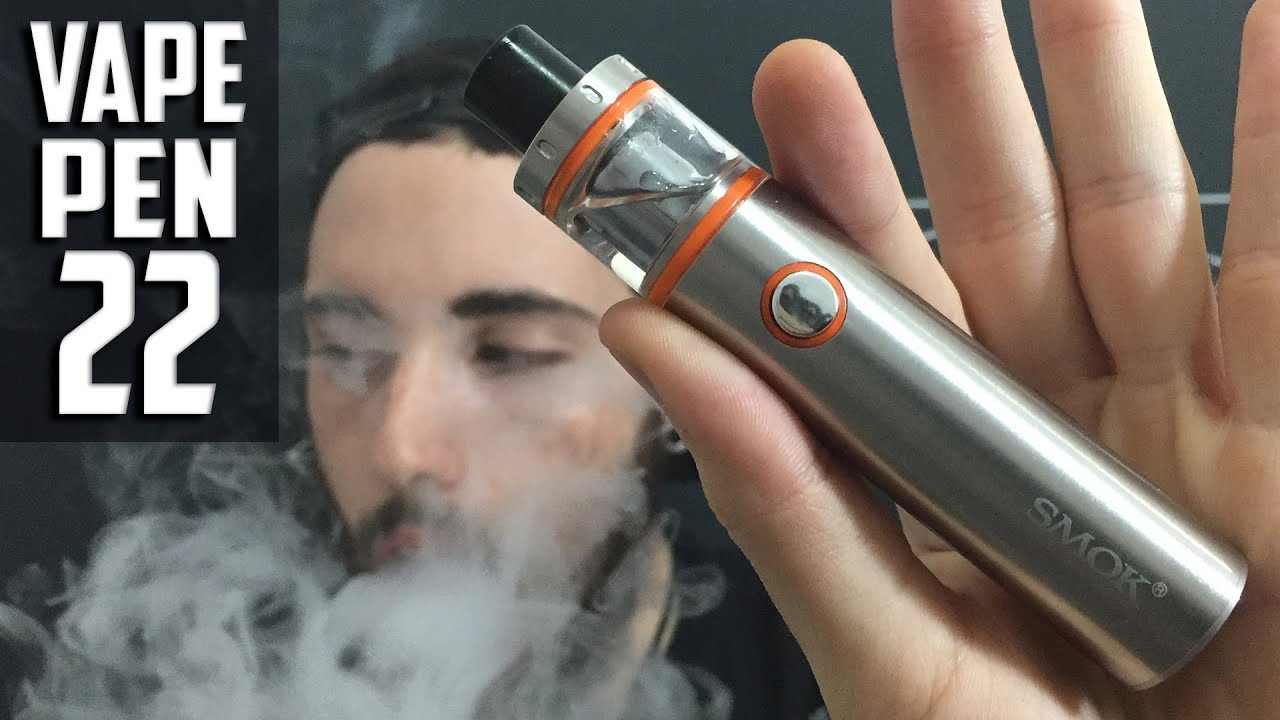 Vape Pen 22 da Smok! Kit inicial | Review | Vapor Time 14