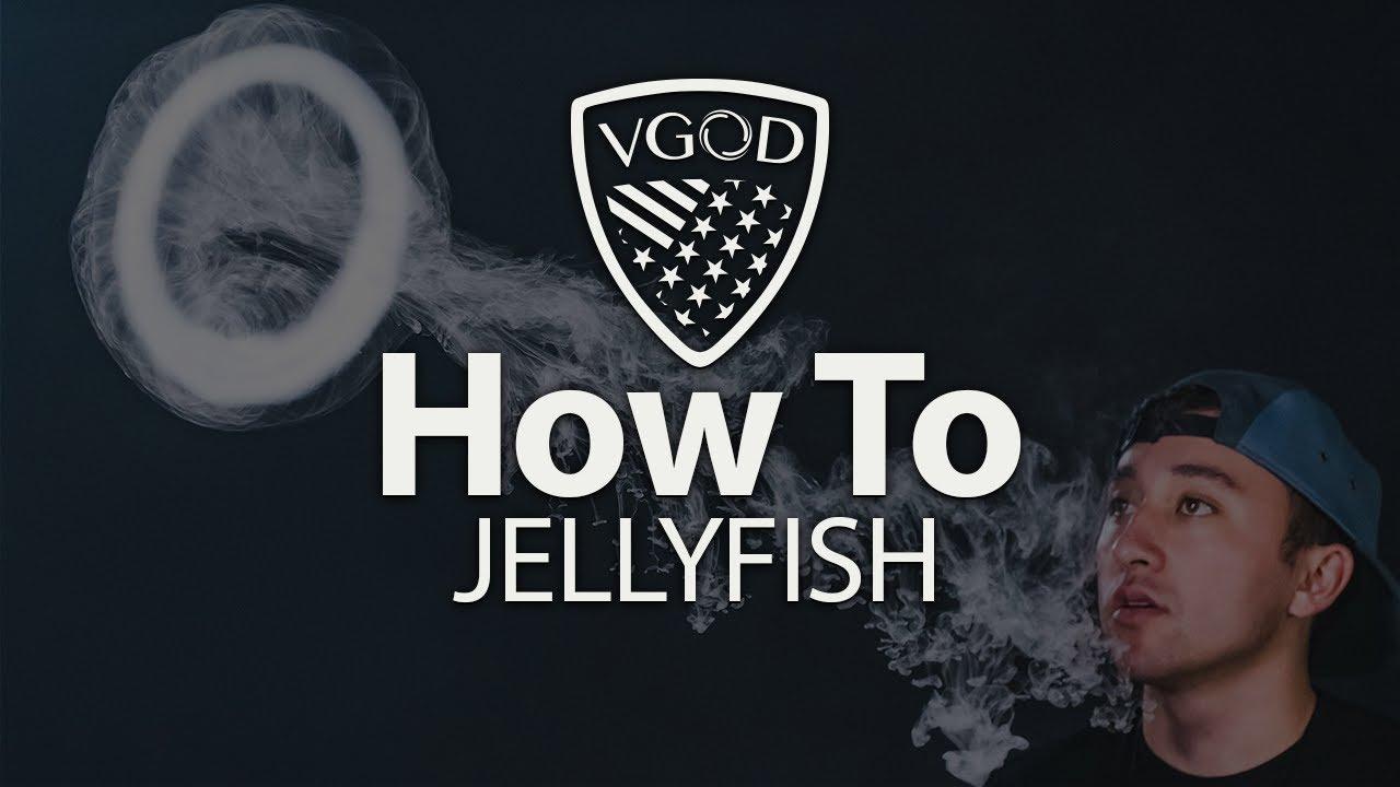 VGOD Vape Trick Tutorials: How To Jellyfish