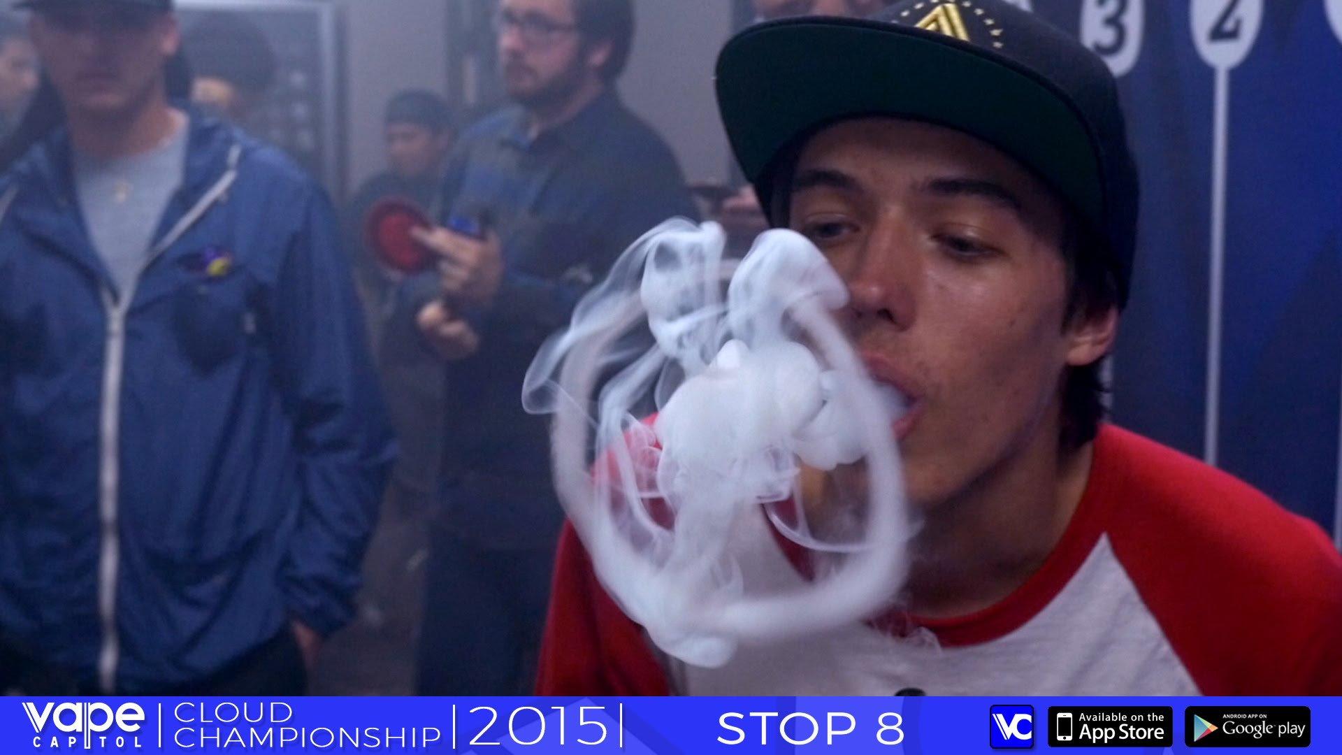 VC Cloud Championships – Flawless – Vape Tricks