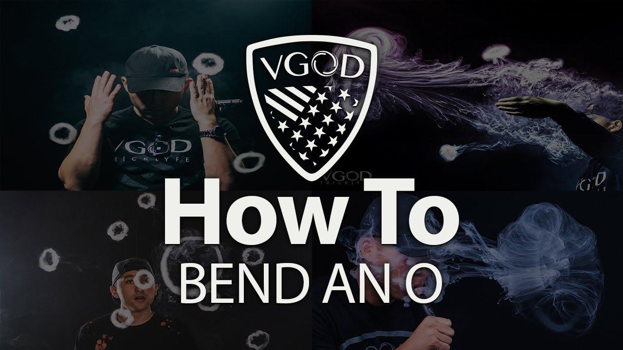 VGOD Vapetrick Tutorials : How To Bend An O