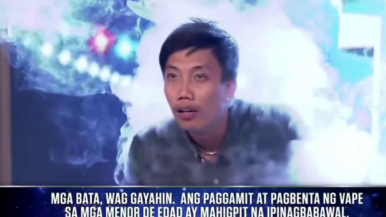 Pilipinas Got Talent: Funniest Vape Tricks