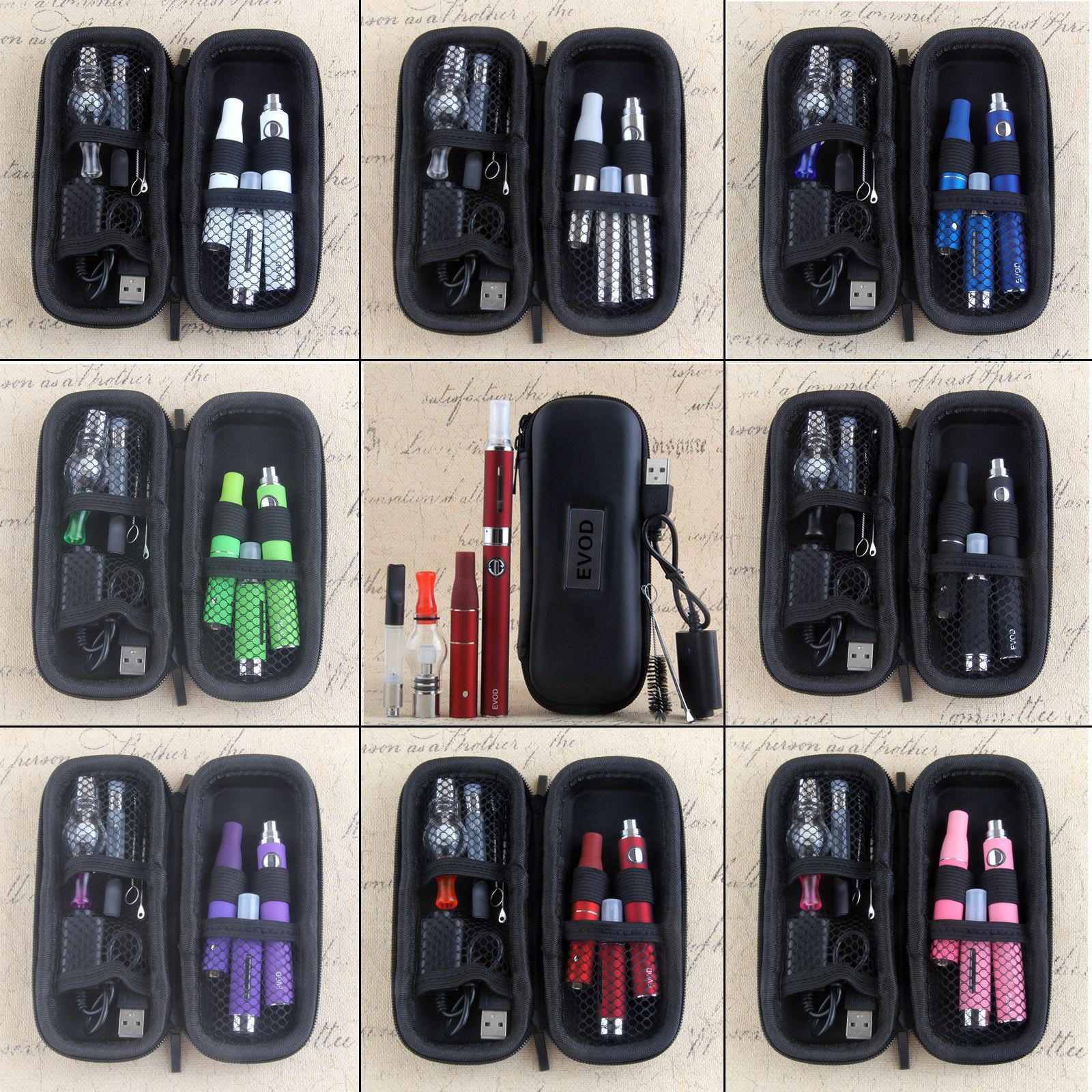 Vaporizer 1100 MAH 4 in 1 Dry herb mini kit dry Herbal wax Vape Pen Rechargeable