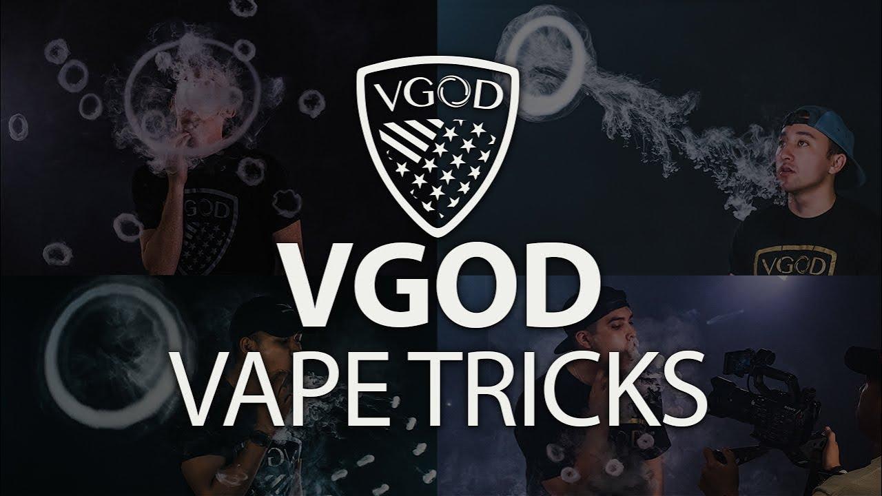 The Best Vape Tricks EVER | VGOD Team