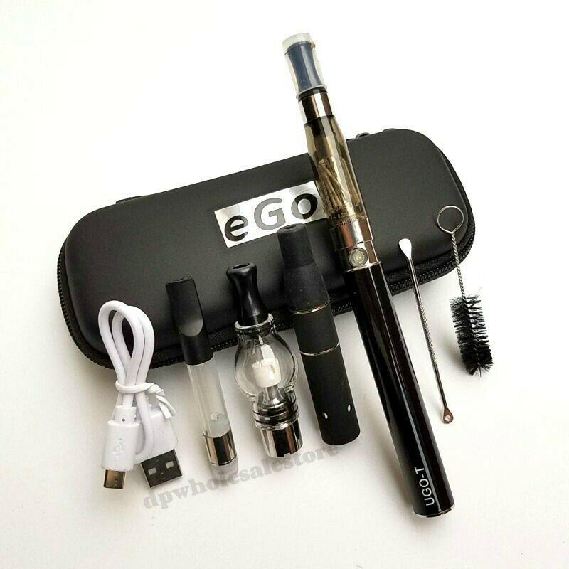 4 in 1 Dry herb mini dry Herbal wax Vape Pen 1100 mah Kit US Seller-More colors