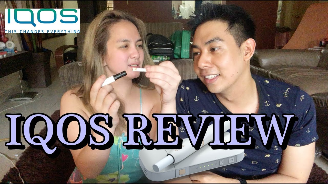 IQOS is better than VAPE? I-Quit-Ordinary-Smoking Review