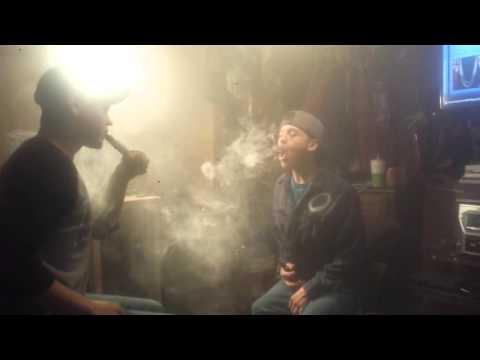 Vape trick smoke rings