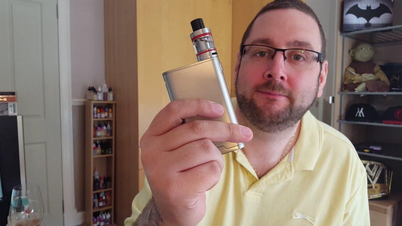 Joyetech Cuboid 200 Watt Box Mod – Vape Don't Smoke Reviews