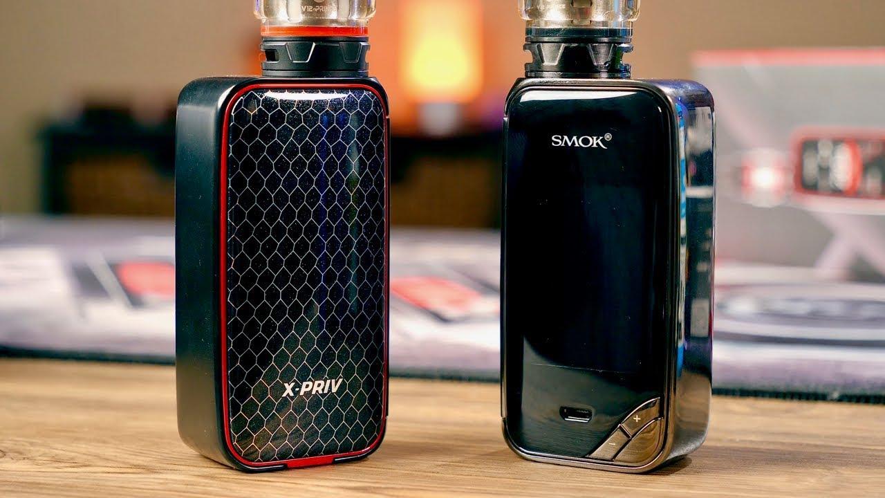 Smok X-Priv Kit – The Best Smok Mod??