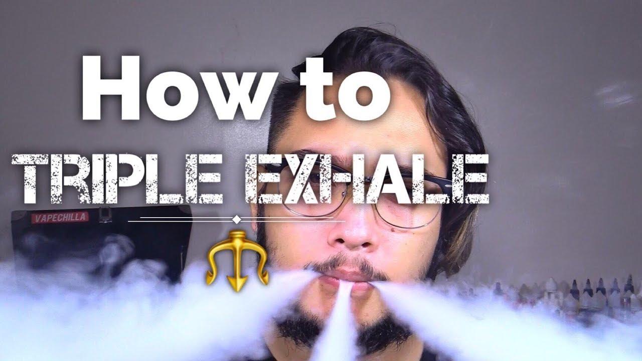TUTO Ghost PARFAIT !! [FR] [Smoke / VAPE tricks]