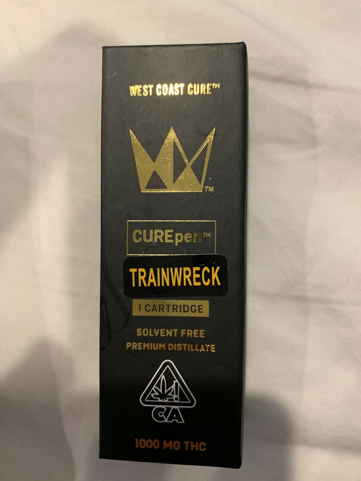 Curepen: Trainwreck Vape