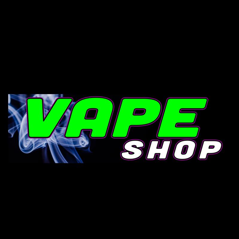 VAPE SHOP Vinyl Banner (Size Options)