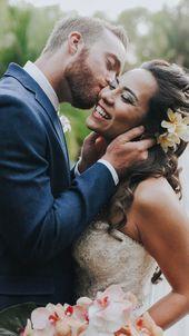 Tropical Wedding At Eden Garden- Moorpark, Ca